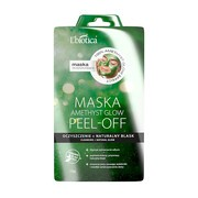 L' Biotica, maska peel-off, oczyszczanie i naturalny blask, 10 g
