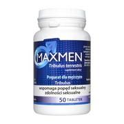 MaxMen, tabletki, 50 szt.