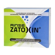 Zatoxin Rinse Zestaw do płukania nosa i zatok, uzupełnienie, proszek, 30 saszetek
