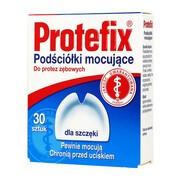 Protefix, podściółka mocująca, dla szczęki, 30 szt.