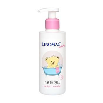 Linomag, płyn do kąpieli, dla dzieci i niemowląt, 400 ml