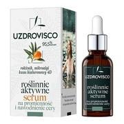 Uzdrovisco Rokitnik, roślinnie aktywne serum na promienność i nawodnienie cery, 30 ml