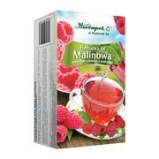 Herbatka malinowa, fix, 3 g, 20 szaszetek, Herbapol Kraków