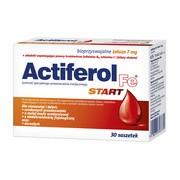 ActiFerol Fe START, proszek do rozpuszczania w saszetkach, 30 szt.
