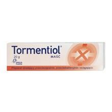 Tormentiol, maść, 20 g (tuba)