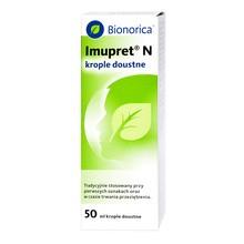 Imupret N, 1 ml/ml, krople doustne, 50 ml
