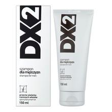 DX2, szampon dla mężczyzn przeciw siwieniu ciemnych włosów, 150 ml