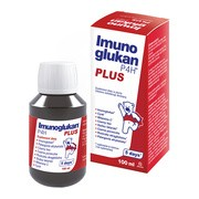 Imunoglukan P4H Plus, płyn, 100 ml