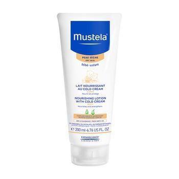 Mustela Bebe-Enfant, odżywcze mleczko do ciała z Cold Cream, 200 ml