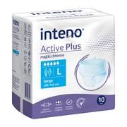 Inteno Active Plus, majtki chłonne, L, 10 szt.