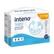 Inteno Safety Pieluchomajtki dla dorosłych, M, 20 szt.