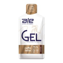 ALE Active Life Energy Gel Caffe Latte, żel, 55,5 g