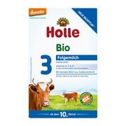 Holle Mleko 3 BIO, proszek, 10 m+ 600 g
