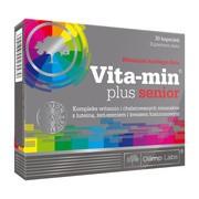 Olimp Vita-Min Plus Senior, kapsułki, 30 szt.