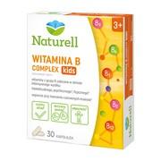 Naturell Witamina B Complex kids, kapsułki, 30 szt.