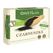 Avet Herbs Czarnuszka, kapsułki miękkie, 60 szt.