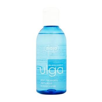 Ziaja Ulga dla skóry wrażliwej, płyn micelarny do demakijażu, 200 ml