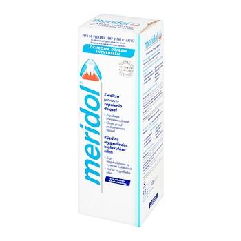 Meridol Ochrona Dziąseł, płyn do płukania jamy ustnej, 400 ml