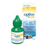 Optive Plus, krople do oczu, 10 ml