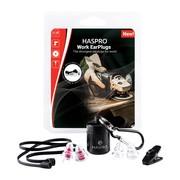 Haspro Work Universal, zatyczki do uszu, 2 pary