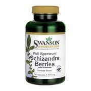 Schizandra (cytryniec chiński), 525 mg, kapsułki, 90 szt.