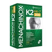 Menachinox K2 200, kapsułki miękkie, 30 szt.