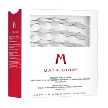 Bioderma Matricium, 30-dniowa intensywnie regenerująca kuracja, 1 ml x 30 ampułek