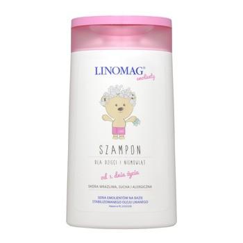 Linomag, szampon dla dzieci i niemowląt, 200 ml
