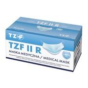 Maska medyczna TZF II R, z gumkami, 50 szt.