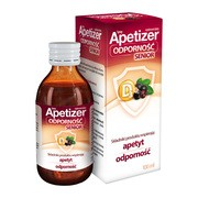 Apetizer Odporność Senior, syrop, 100 ml
