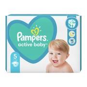 Pampers Active Baby 5 (11−16 kg), pieluszki jednorazowe, 42 szt.