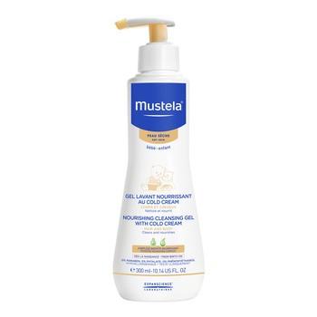 Mustela Bebe-Enfant, odżywczy żel do mycia z Cold Cream, 300 ml
