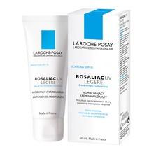 La Roche-Posay Rosaliac UV Legere, wzmacniający krem nawilżający do skóry naczynkowej, SPF 15, 40 ml
