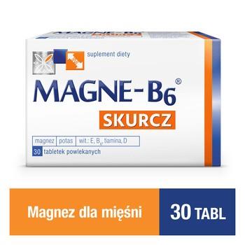 Magne-B6 Skurcz, tabletki, 30 szt.