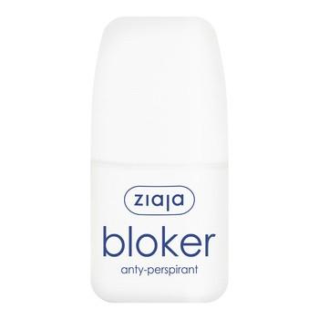 Ziaja, antyperspirant, bloker, roll-on, 60 ml