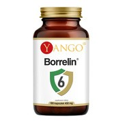 Borrelin 6, kapsułki, 100 szt. (Yango)