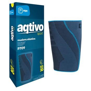 Prim Aqtivo Sport P709, ściągacz udowy elastyczny, rozmiar L