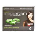 Mega Krzem, tabletki z metioniną, 60 szt.
