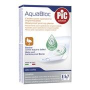 PiC Aquabloc, plaster pooperacyjny, 5 x 7 cm, 5 szt.