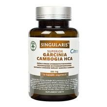 Singularis Garcinia Cambogia HCA, 500 mg, kapsułki, 60 szt.