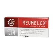 Reumelox, 7,5 mg, tabletki, 20 szt.