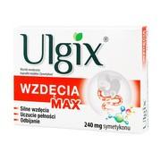 Ulgix Wzdęcia Max, kapsułki miękkie, 15 szt.