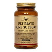 Solgar Ultimate Bone Support, tabletki, 120 szt.