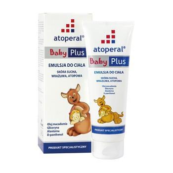 Atoperal Baby Plus, emulsja do ciała, 200 ml