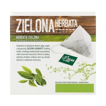 ZIELNIK DOZ Herbata Zielona, 1,7 g, 20 saszetek