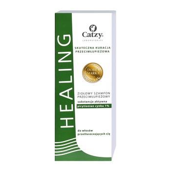 Healing Herbal, ziołowy szampon przeciwłupieżowy, włosy przetłuszczające się, 200ml
