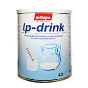 Milupa LP Drink, proszek, 400 g
