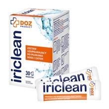 DOZ PRODUCT Iriclean, zestaw uzupełniający do płukania nosa i zatok, 30 saszetek