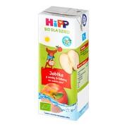 HiPP BIO, jabłka z wodą źródlaną, po 1. roku życia, 200 ml