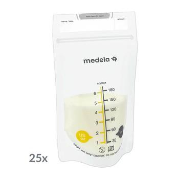 Torebki do przechowywania pokarmu Medela, 25 szt.